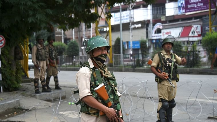 Situation in Jammu and Kashmir normal so far: J-K Police after partial relaxation in curfew
