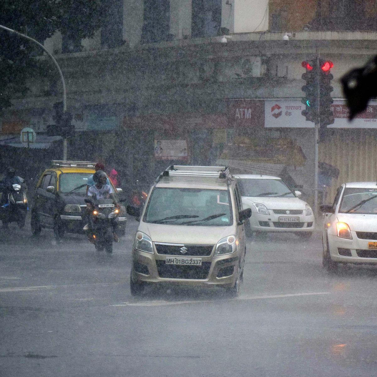 Heavy rains lash Pune, several areas waterlogged