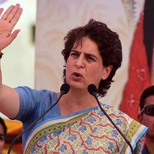 Nothing more 'political, 'anti-national' than shutting down of democratic rights in Kashmir: Priyanka Gandhi Vadra