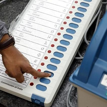 """EVMs are technically """"very secure"""" and it is impossible to breach their security, says Maharashtra CEO"""
