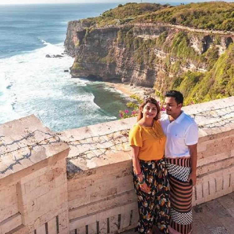 Shekh Hassan and Rachna Tahiliani's travel journey is what every couple dreams of