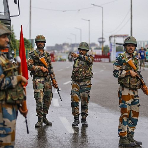 What is section 144? Why is it imposed in Jammu and Kashmir?