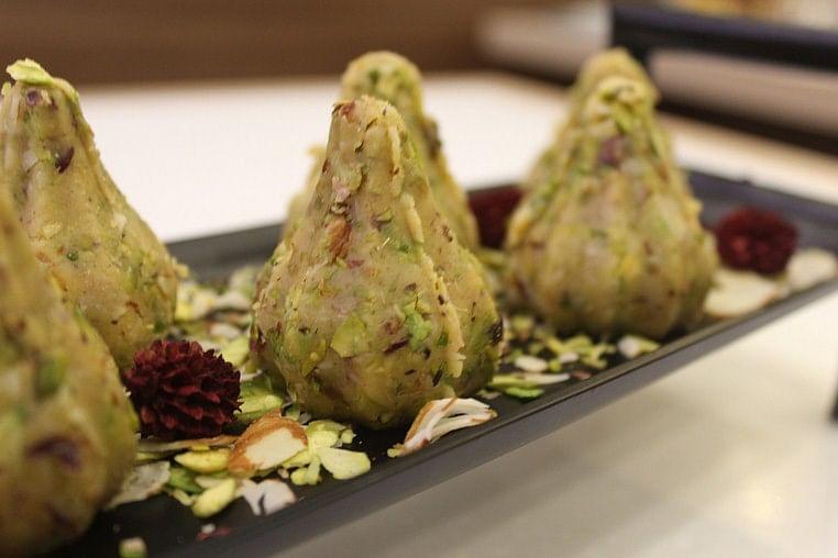 Khandani Rajdhani - Dryfruit Modak