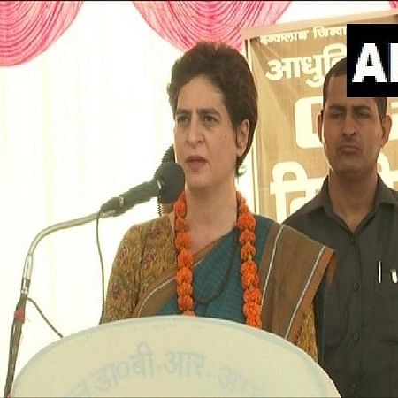 Who is the guarantor allowing such big bank frauds: Priyanka Gandhi on RBI report