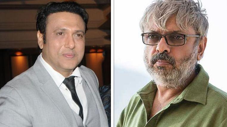 After Avatar, Govinda claims he was offered Jackie Shroff's role in Sanjay Leela Bhansali's Devdas
