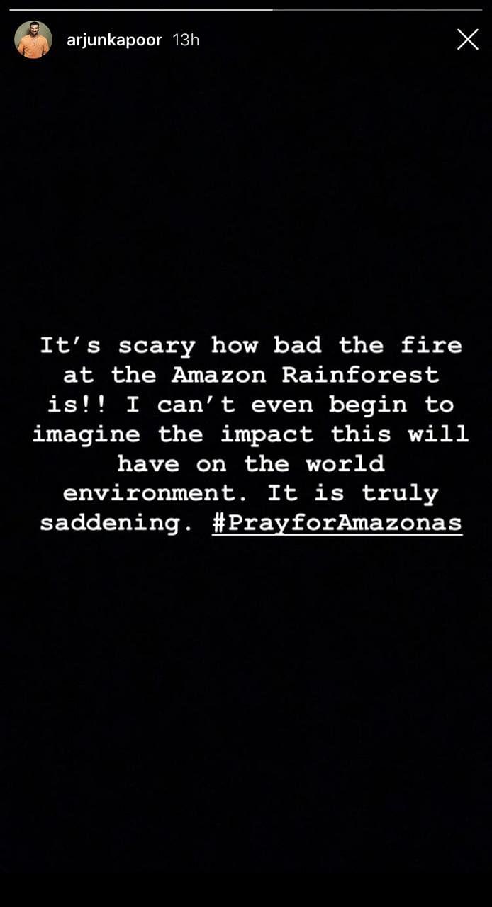 Akshay Kumar, Ayushmann Khurrana, Anushka Sharma more voice concern and Pray for Amazon
