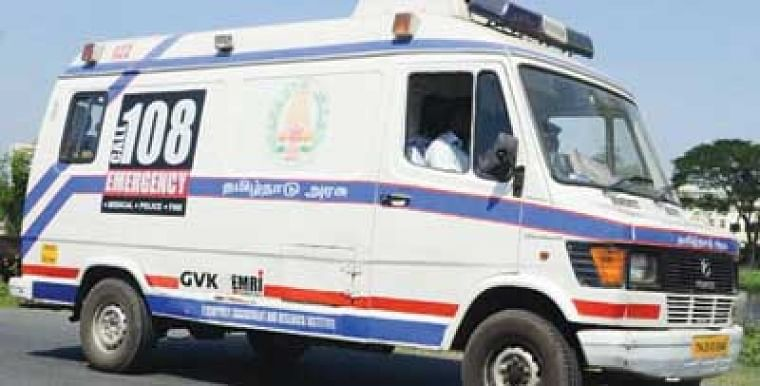 54-year-old Hyderabad man dies as ambulance door gets jammed for 15 minutes