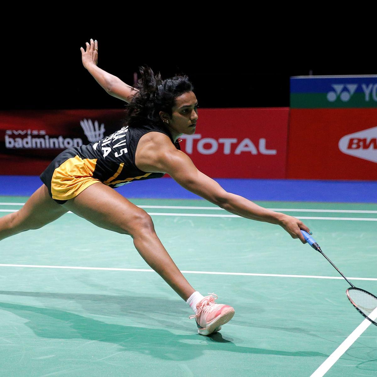 Hong Kong Open: PV Sindhu crashes out