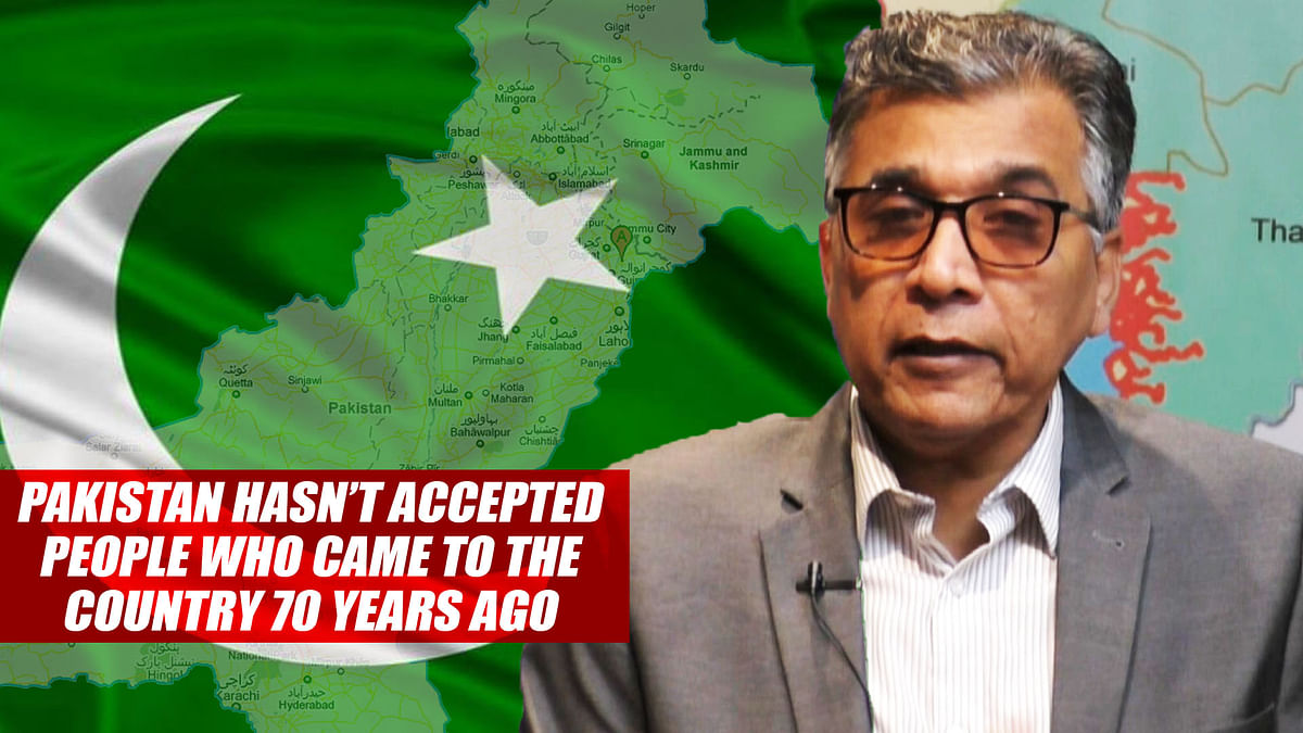 Pakistan Hasn't Accepted People Who Came To The Country 70 Years Ago: Mohajir Leader