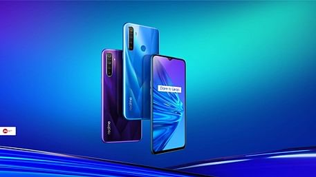 Realme 5 series with 4-camera setup now in India
