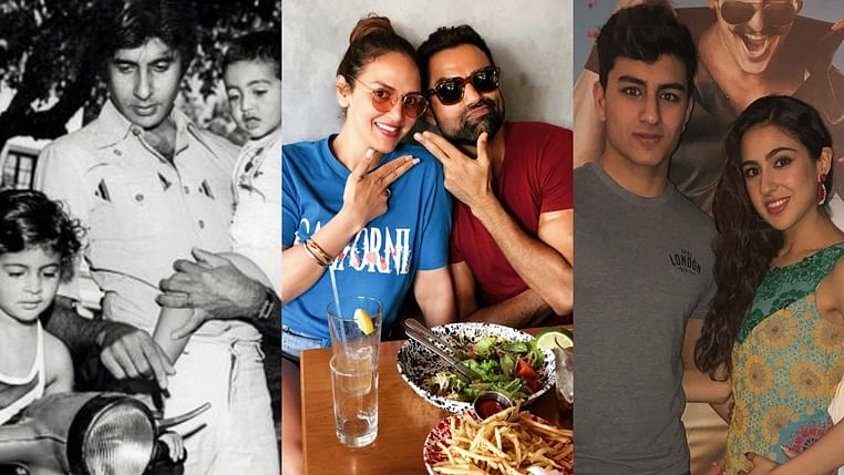 Sara Ali Khan, Ajay Devgn: B-Town stars celebrate Raksha Bandhan