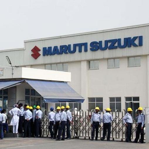 Maruti Suzuki announces 2-day shutdown of Gurugram, Manesar plants