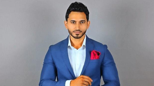 Meet Dynamic-Stylish Influencer Amar Patel