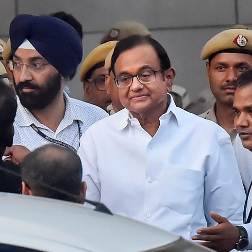 SC grants bail to Chidambaram in INX Media corruption case, but can't walk free