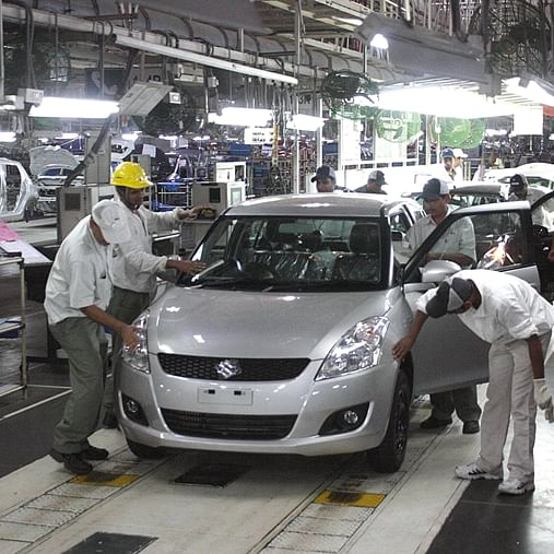 Maruti Suzuki cuts car prices by Rs 5,000 after government reduces corporate tax