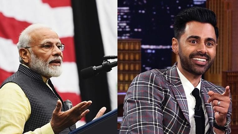 'He didn't register as a media person': BJP rubbishes Hasan Minhaj's 'Howdy Modi' claims