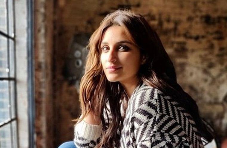Parineeti Chopra already missing 'The Girl on the Train' as she leaves London