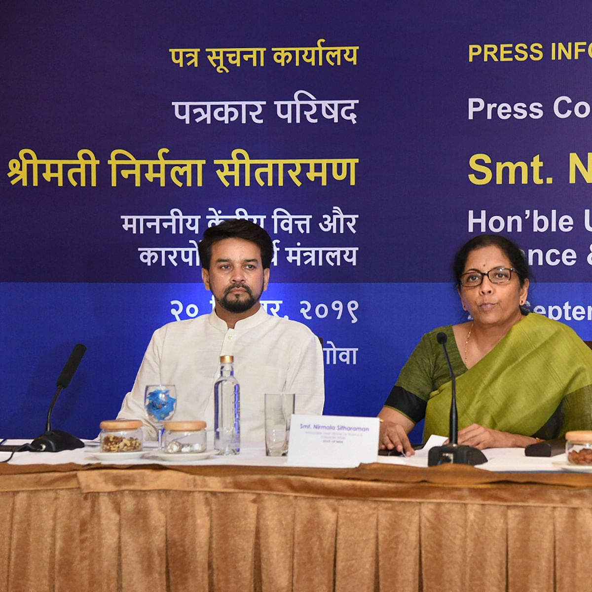 Told PSU banks to pass on interest rate cuts: Anurag Thakur