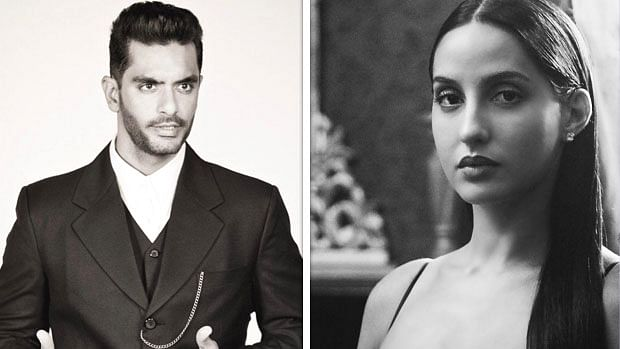 Angad Bedi addresses his breakup with Nora Fatehi, wishes her luck