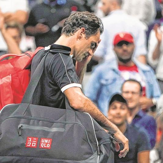 Lowest-ranked Grigor Dimitrov stuns 20-time Grand Slam winner to reach semis; Serena slams ton
