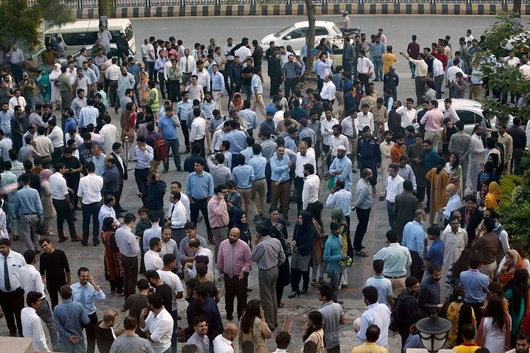 Pakistan earthquake kills 1, injures 50 in PoK