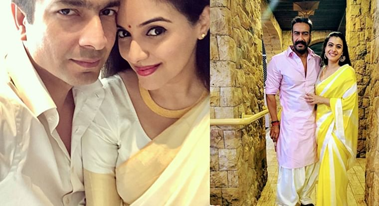 Asin, Ajay Devgn, Kajol and other B-town celebs wish fans 'Happy Onam'