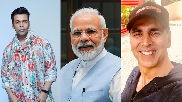 On the 69th birthday, PM Narendra Modi gets wishes galore from B-Town celebrities