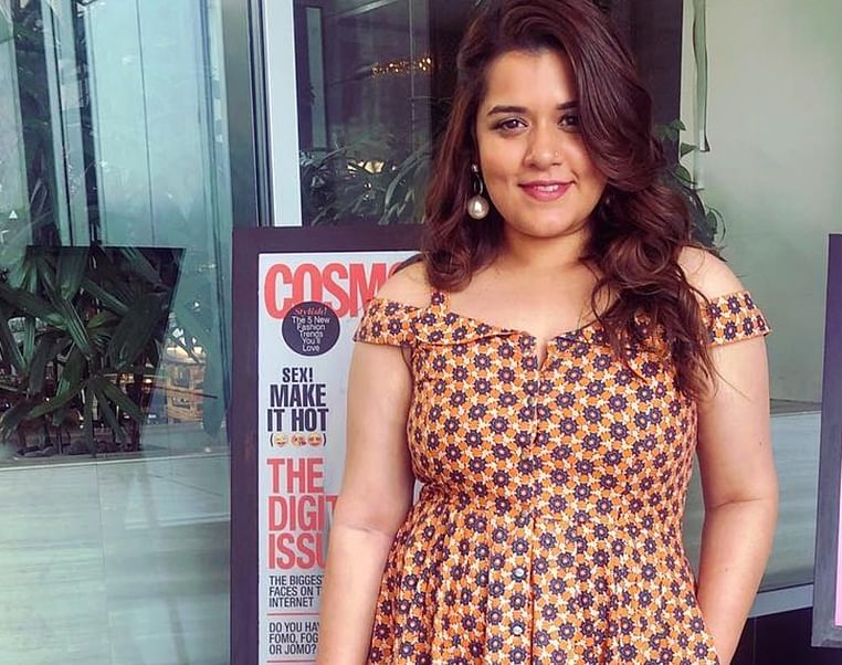 Shikha Talsania joins Varun Dhawan and Sara Ali Khan's 'Coolie No.1'