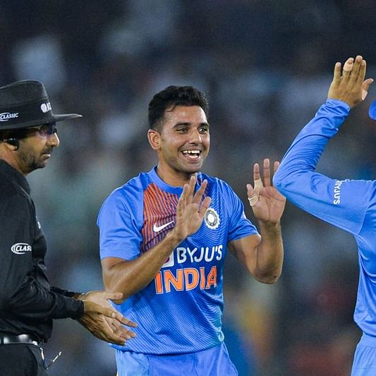 Deepak Chahar delivering at top but finds death over bowling easier