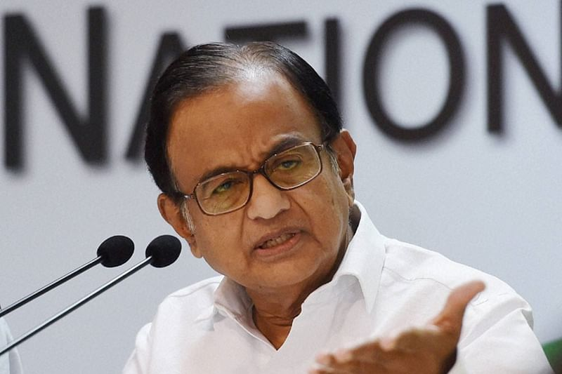 Chidambaram: Doctors in question obtained from wife, son
