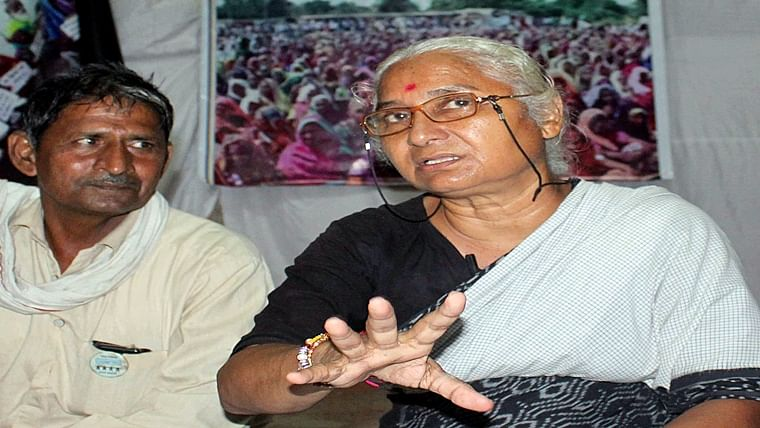 Medha Patkar ends hunger strike after 9 days following discussions with CM Kamal Nath's emissary