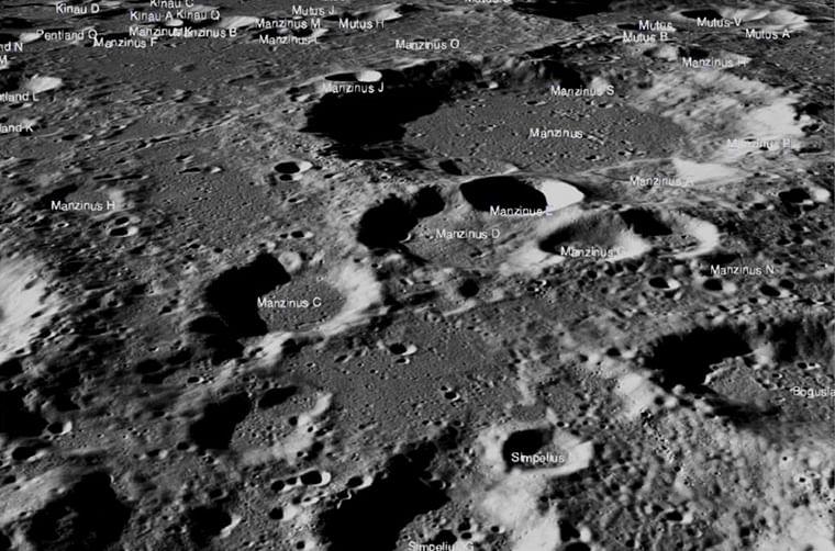 Vikram lander may be hiding in shadows: NASA after capturing Chandrayaan-2's landing site