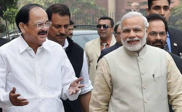 Vice President Venkaiah Naidu, PM Narendra Modi greet engineers on Engineers Day