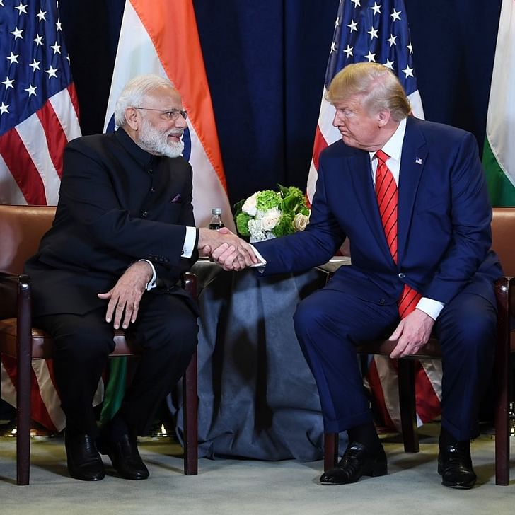 India-US bilateral meet: Donald Trump praises PM Narendra Modi, calls him American version of Elvis Presley