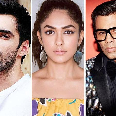 Karan Johar's Netflix movie 'Ghost Stories' to feature Avinash Tiwary and Mrunal Thakur