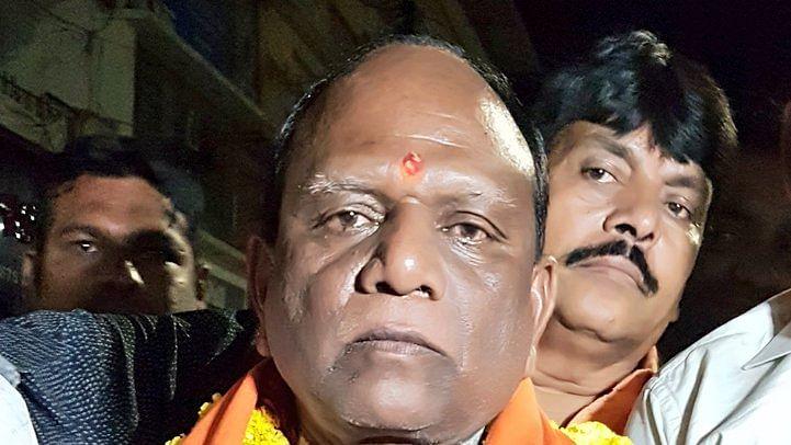 BJP MP Mansukh Vasava