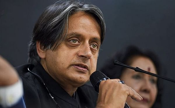 Jawaharlal Nehru only Indian PM to be greeted on arrival at airport by US President: Shashi Tharoor