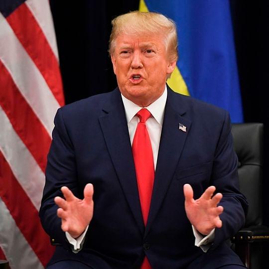 'I deserve to meet my accuser': Donald Trump wants to meet whistleblower in Ukraine scandal