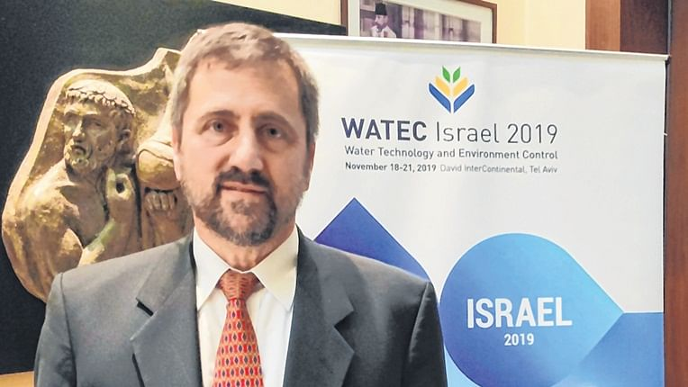 URI SCHOR, Spokesperson, Israel Water Authority