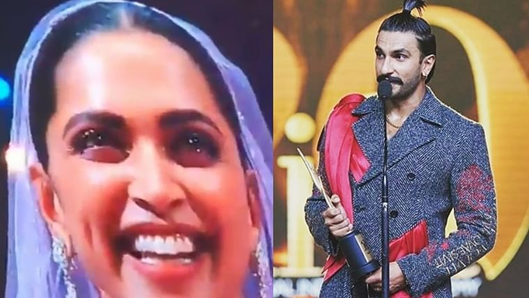 My wife's statue is the sexiest of all: Deepika gets teary eyed as Ranveer is all praises at IIFA 2019