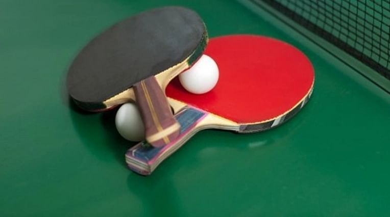 Table Tennis tournament: Double for Suraj Chandrasekhar