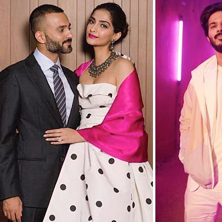 When Dulquer Salmaan, Anand Ahuja removed Sonam Kapoor from WhatsApp group
