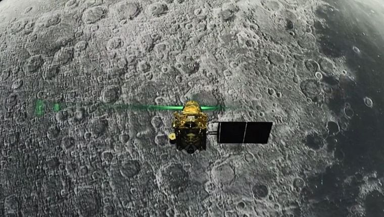NASA captures images of Chandrayaan-2's Moon landing site: Official