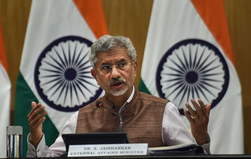 Kashmir was a mess before August 5: S Jaishankar on Article 370