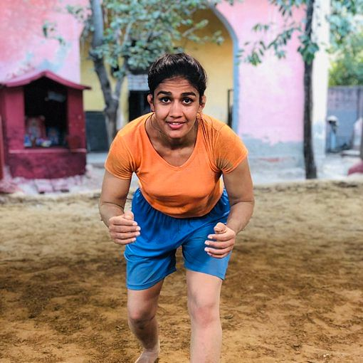 Westler Babita Phogat's resignation from Haryana Police accepted, likely to contest state polls