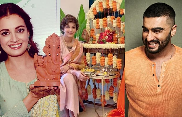 Arjun Kapoor, Sonali Bendre and more B-town celebs wish fans on Ganesh Chaturthi