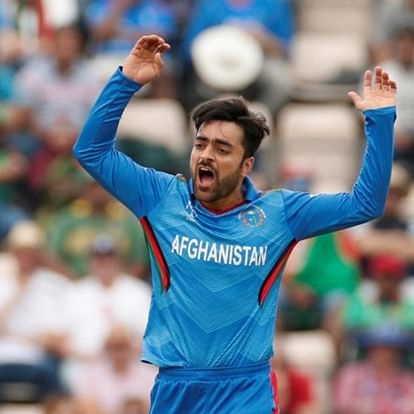 Rashid Khan is 'baby skipper' of Test cricket
