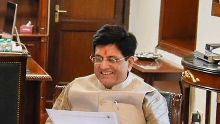 Tax rates now comparable to US; hope growth gets a fillip: Piyush Goyal