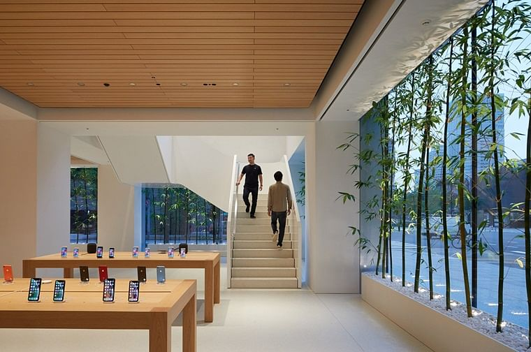 Apple's largest store to open in Japan on Sep 7