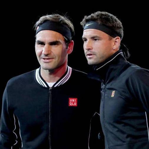 Grigor Dimitrov stuns Roger Federer to reach US Open semi-finals